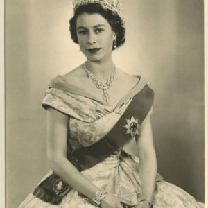 Queen Elizabeth II 1952