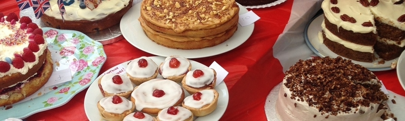 Fundraise in your community, like this street party in Campion Road, London SW15