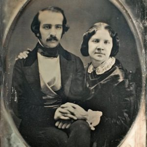 Otto Goldschmit and Jenny Lind