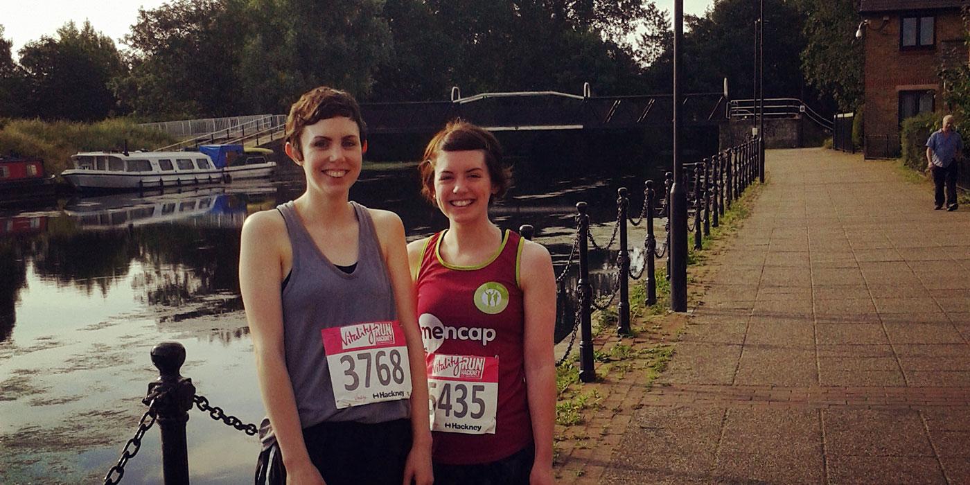 Hackney friends train for London Virgin Marathon