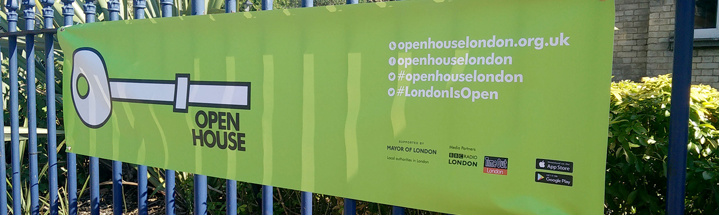 Open House London at the Royal Hospital for Neuro-disability