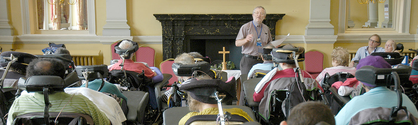 Chaplaincy in the Assembly Room